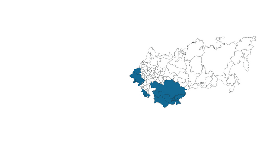 Map, Ukraine, CIS, Commonwealth of Independent States