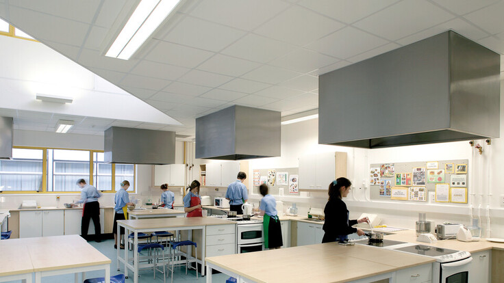 Mountfitchet High School, Sonar E-edge, Hygienic A-edge, education health